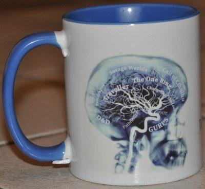 rpg brain trust mug rear view